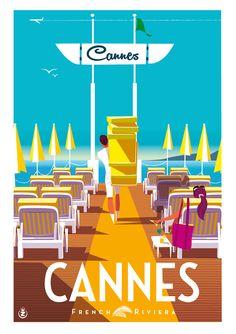 Monsieur Z prépare Cannes