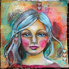 Dana's Inspirations: Art Journal and Paintings