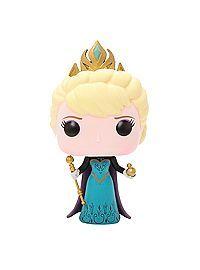 HOTTOPIC.COM - Funko Disney Pop! Frozen Coronation Elsa Vinyl Figure Hot Topic Exclusive