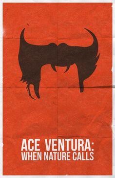 Ace Ventura: When Nature Calls poster by billpyle.deviantart.com on @deviantART
