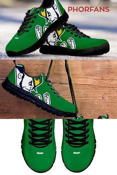 Notre Dame Fighting Irish Shoes #fightingirish