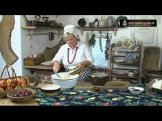 Pączki - YouTube Table Settings, Cooking Recipes, Baking, Youtube, Buns, Food, Polish, Ukrainian Recipes, Polish Cuisine