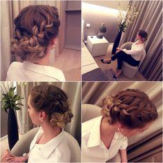 amazing hair by TONI & GUY Hair Meet Wardrobe