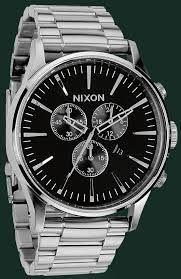 Nixon Sentry 3 Chromo