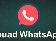 Download Fouad WhatsApp v7.81 Atualizado 2018 Whatsapp Apk, Whatsapp Theme, Download, Company Logo, Logos, Amanda, Geek, Shopping, Apps