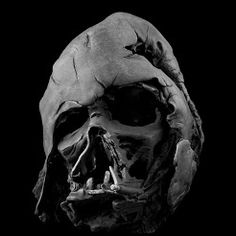 Darth Vader Helmet (Melted)  Limited edition of 500,  cost: $3,500.00
