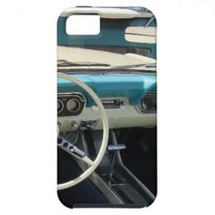 '66 Mustang Cabriolet iPhone 5 Case