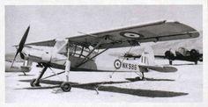 Fi156C Storch RHAF HK986  1946.