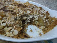 torta de maçã do www.segredosdatiaemilia.com.br - Apple Pie :-)