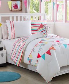 Grace 3-Pc. Twin Comforter Set - Bed in a Bag - Bed & Bath - Macy's
