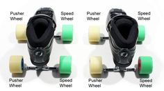 This is the best break-down of wheel combinations. Plain and simple ;)