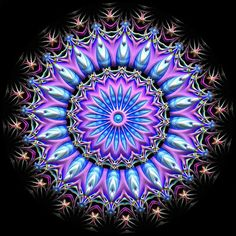 People with FASD have described it as a Kaleidoscope. Anders Breivik and the end of the world kaleidoscope