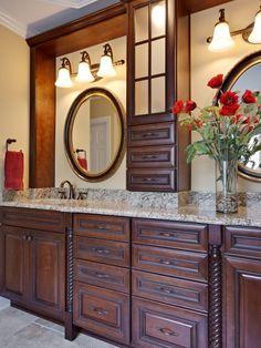 Atlanta Traditional Bathroom Master Bath Design