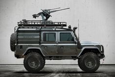 Land Rover Defender 110 'Predator'