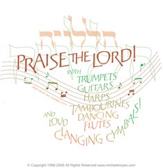 Praise the Lord; for He Is Good!!!