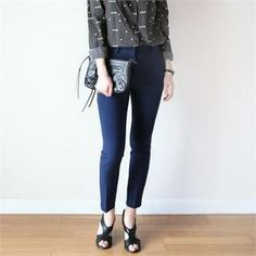 Buy 'Elli's Cabinet � Straight-Cut Pants ' with Free International Shipping at YesStyle.com. Browse and shop for thousands of Asian fashion items from South Korea and more!