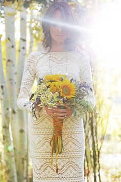 I can so see you having a sunshiney yellow wedding. I can so see you having a sunshiney yellow wedding. Boquette Wedding, Wedding Flower Guide, Fall Wedding Bouquets, Fall Wedding Flowers, Yellow Wedding, Casual Wedding, Flower Bouquet Wedding, Autumn Wedding, Wedding Colors