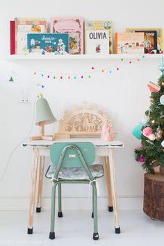 &SUUS | Persoonlijk Mijn leven in vierkantjes | www.ensuus.nl | Kerst in kinderkamer