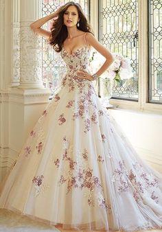 Sophia Tolli Y21441 Geraldine Wedding Dress - The Knot