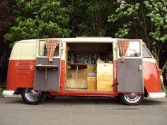 1960 SO-23 Volkswagen Type 2 Westfalia Camper Van - Silverstone Auctions