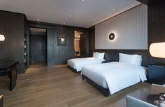 The PuYu Gallery | Wuhan Luxury Hotel | The PuYu Hotel and Spa
