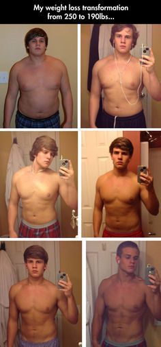Mind-Blowing Weight Loss Transformation. MOTIVATION!