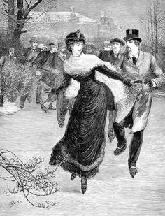 A special train The illustrated London news 1881 Victorian Illustration, Ice Skaters, London, Writing Tips, Skating, Police, Painting, Exercise, Train