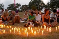 Peace Vigil by Matt Farrow