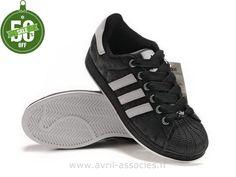 Boutique Hommes Adidas Superstar 35e Anniversaire Gravé Noir (Adidas Superstar Enfant)