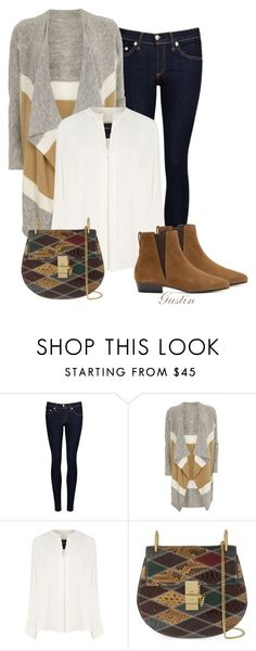 """fall"" by stacy-gustin ❤ liked on Polyvore featuring rag & bone/JEAN, Dorothy Perkins, Derek Lam, Chloé, Isabel Marant and ootd"