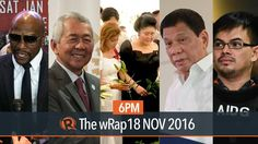 Marcos burial, Rodrigo Duterte, Floyd Mayweather   6PM wRap