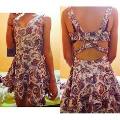 Vestido. 👗👚