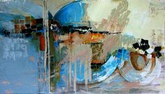 awesome textural work by cheryl brick