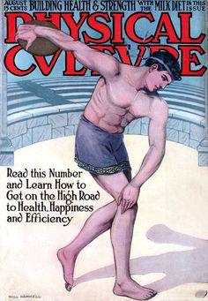 Physical Culture - Greek Man