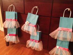 Princess party bags!