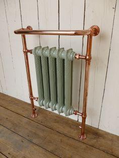 Carron Wilsford Bathroom Towel Rail QSS012fg