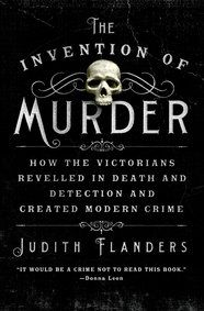 #Murder in the nineteenth century was rare. But murder as sensation and entertainment became ubiquitous, with cold-blooded killings transformed into novels, broadsides, ballads, opera, and #melodrama—even into puppet shows and performing dog-acts. Detective fiction and the new police force developed in parallel, each imitating the other—the founders of Scotland Yard gave rise to Dickens's Inspector Bucket... #new #book