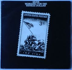 "Skids - Working For The Yankee Dollar, 7"" double vinyl single, new wave, c.1979 #vinyl #punk #newwave"
