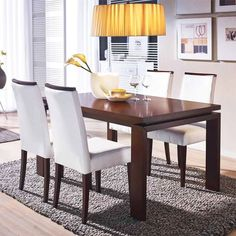 Dining Chairs, Dining Room, Dining Table, Fancy Houses, House Plans, Furniture, Home Decor, Decoration, Anime