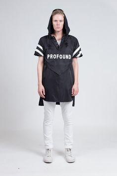 Profound Aesthetic Midnight Rain Poncho http://profoundco.com/collections/jackets/products/midnight-rain-poncho-in-black