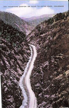Estes Park, Colorado, Country Roads, Aspen Colorado, Skiing Colorado