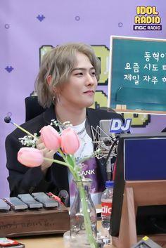 Radio D, Dancing King, Kim Hanbin, Kim Dong, Love At First Sight, Ikon, Dancer, Hair Styles, Jewelry