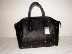 New with Tag Black with bass  accents  Rue 21 Womans Handbag/Purse #Rue #ShoulderBagCluch