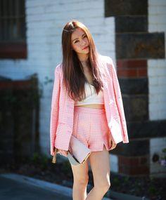 Chloe Ting, Fashion, Style