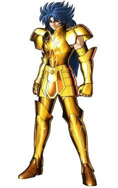 Saint Seiya Brave Soldiers - Gemini Saga