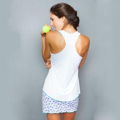 Tennis style fashion #TennisPlanet www.tennisplanet.com