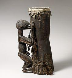 Carved by Omas: Drum (1978.412.962)   Heilbrunn Timeline of Art History   The Metropolitan Museum of Art