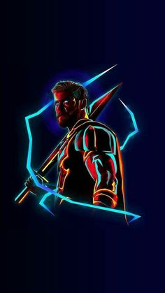 Thor in Avengers. If you think about it Thor has lost so much Marvel Dc Comics, Marvel Avengers, Captain Marvel, Heros Comics, Marvel Fan, Marvel Heroes, Poster Avengers, Captain America, Marvel Wallpapers