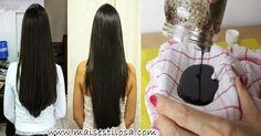 Óleo bomba de café caseiro para o cabelo crescer mais rápido e controlar a queda capilar. Aprenda como fazer e tenha um cabelão de rapunzel em pouco tempo.