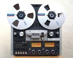 Studeren tape recorder
